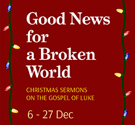 Good News for a Broken World Featured Image