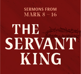 The Servant King Featured Image