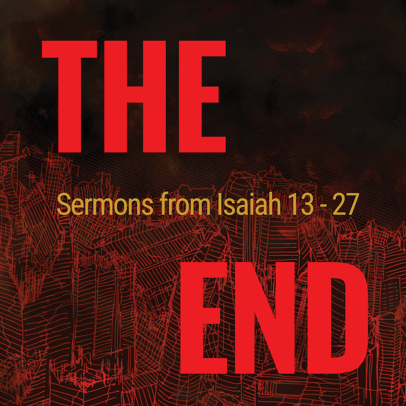 The End Mobile Banner