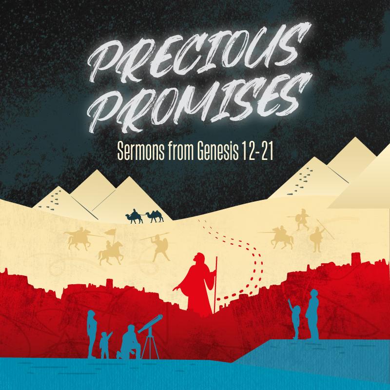 Precious Promises Mobile Banner